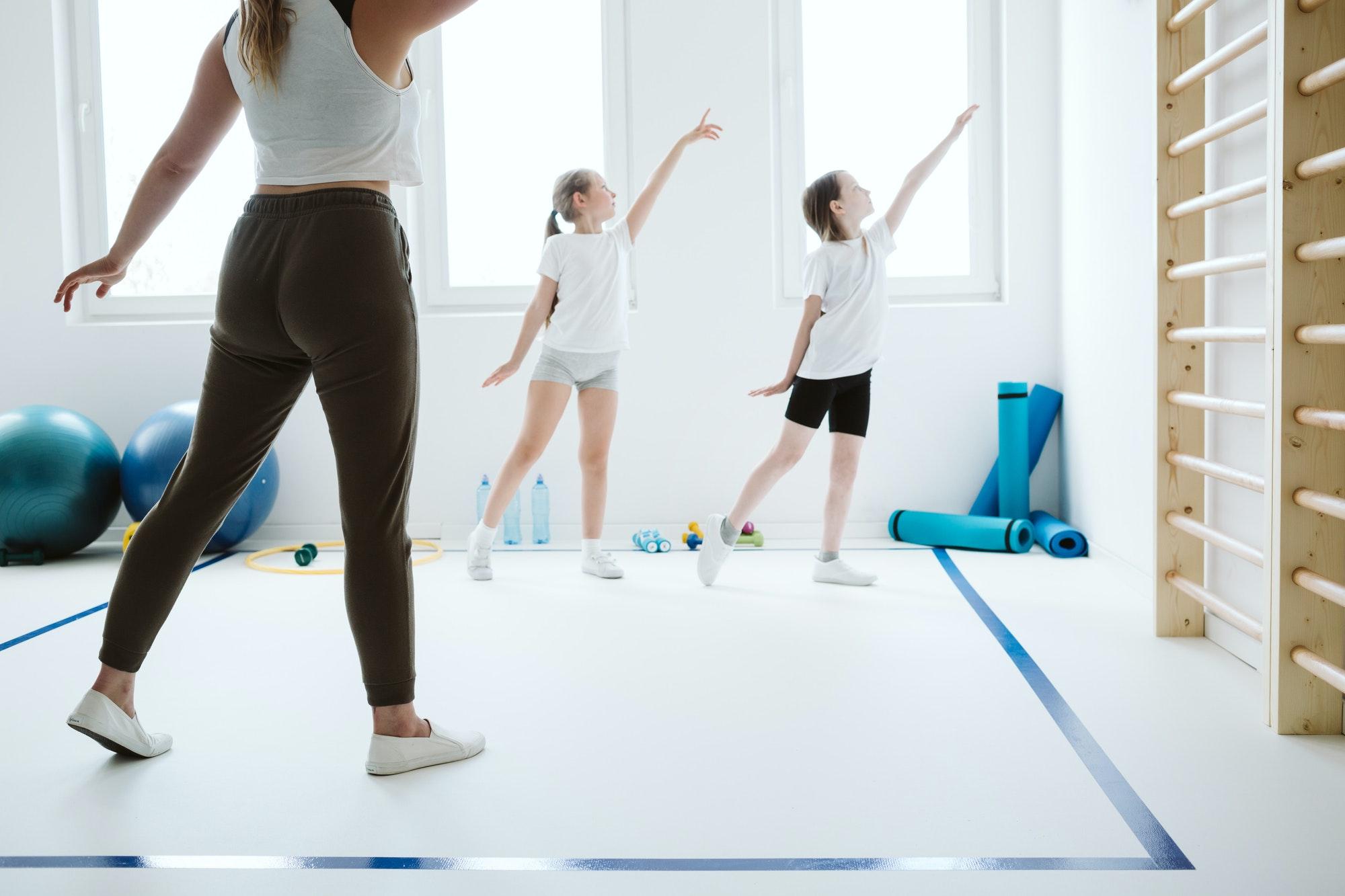 תדירות הפעילות הגופנית אצל בנות בגילאי 6 עד 12 שנים | טל אלוני רוזן